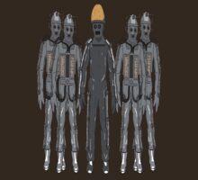 The Second Cybermen (Tomb Cybermen) by Scatmanjon
