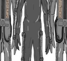 The Second Cybermen (Tomb Cybermen) Sticker