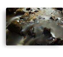 Rocks and Stones Canvas Print