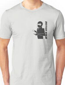 Brit Ninja Unisex T-Shirt
