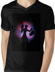 Horrible Who Mens V-Neck T-Shirt