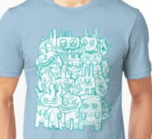 A Gathering of Monsters Unisex T-Shirt