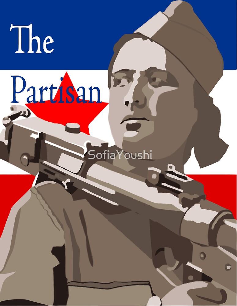 YUGOSLAVIAN PARTISAN  by SofiaYoushi