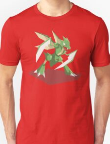 Cutout Scyther Unisex T-Shirt