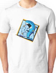 dah dum - shark - signature Unisex T-Shirt