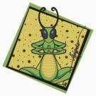 patient grasshopper - signature by wynnter