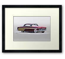 1954 DeSoto Fireflite Custom Framed Print