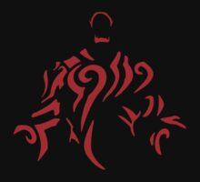 Warchief Garrosh Hellscream by RaydenLight