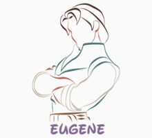 Eugene Fitzherbert (Personalized, please Bubblemail/email me before ordering) by kferreryo