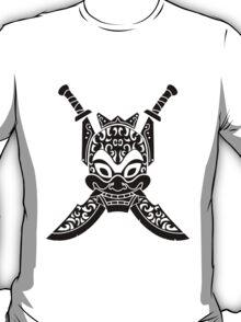 Blue Spirit (black & white) T-Shirt