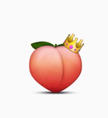 Princess Peach Emoji Sticker