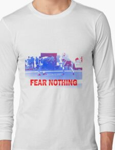 Fear Nothing - Wrestling T-Shirt
