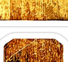 T Gold Truck Toyota Sticker