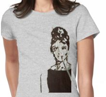 @ Tiffany's again Womens Fitted T-Shirt