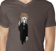 The Goat Priest Mens V-Neck T-Shirt