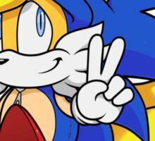 Tails // Sonic Hoodie Sticker