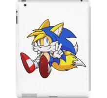 Tails // Sonic Hoodie iPad Case/Skin