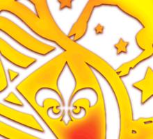 Unicorn_Emblem Sticker