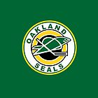 Oakland Seals by TheOnlyMember