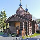 Russian Orthodox Church, Kodiak by Graeme  Hyde