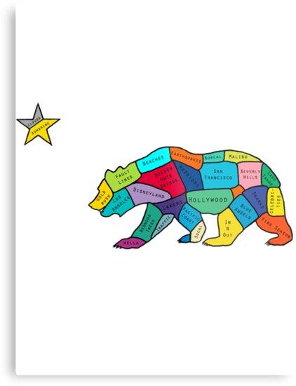 California Republic by Carol  Arevalo