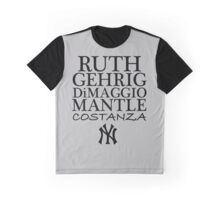 Costanza - Yankees Graphic T-Shirt