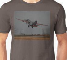 F111 Take-off, Avalon Airshow, Australia 2009 Unisex T-Shirt