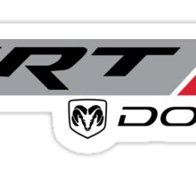 SRT 8 DODGE ENGINE Sticker