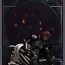 Commander Shepard by nero749
