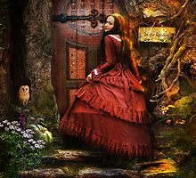 Once Upon a Fairytale  by autumnsgoddess