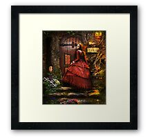 Once Upon a Fairytale  Framed Print