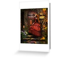 Once Upon a Fairytale  Greeting Card