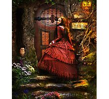 Once Upon a Fairytale  Photographic Print