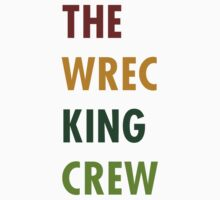 The Wrecking Crew - THE WREC KING CREW One Piece - Short Sleeve