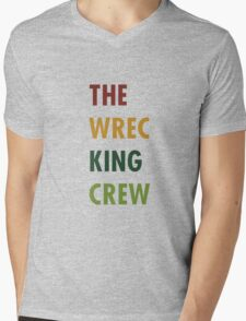 The Wrecking Crew - THE WREC KING CREW Mens V-Neck T-Shirt