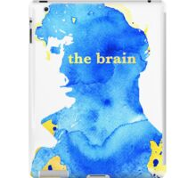 sherlock holmes - the brain iPad Case/Skin