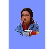 Elaine - I've Become George Photographic Print