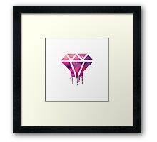 Jewels n' Drugs Framed Print