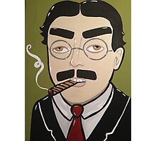 Groucho Photographic Print