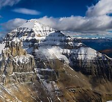 Mount Temple by MichaelJP