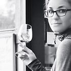 Wine Tasting at Kelsey Wines in San Luis Obispo, CA by Light Right Photos