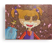 Cookie Heaven Canvas Print