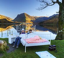 Open Air Glamping by Jamie  Green
