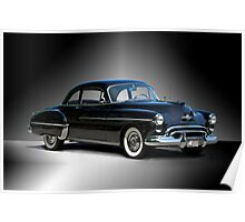 1950 Oldsmobile Rocket 88 Club Coupe I Poster