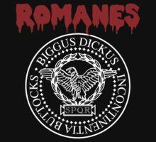 ROMANES by ikado