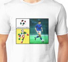 roberto baggio Unisex T-Shirt
