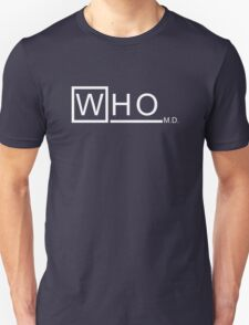 Doctor Who MD T-Shirt