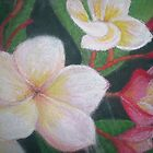 Flowers 2 By Denise Murphy by TwoBaysArtGroup