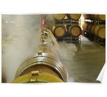 barrel cleaning #2 Poster