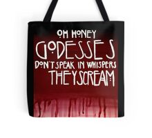American Horror Story Quotes Tote Bag